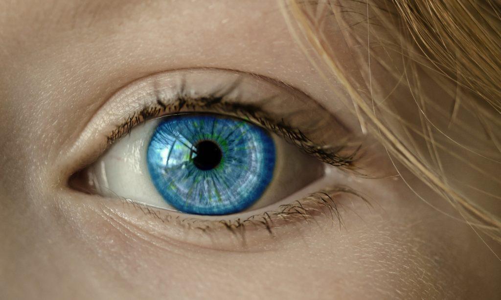 Bild-på-mänskligt-öga