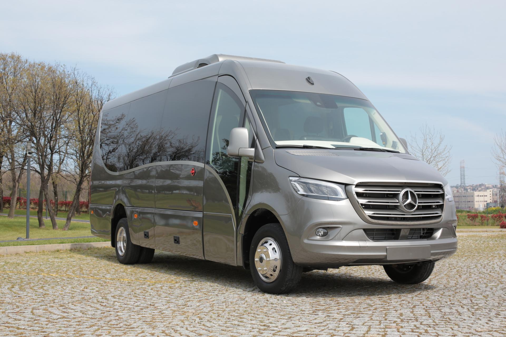Mercedes Sprinter turistbuss