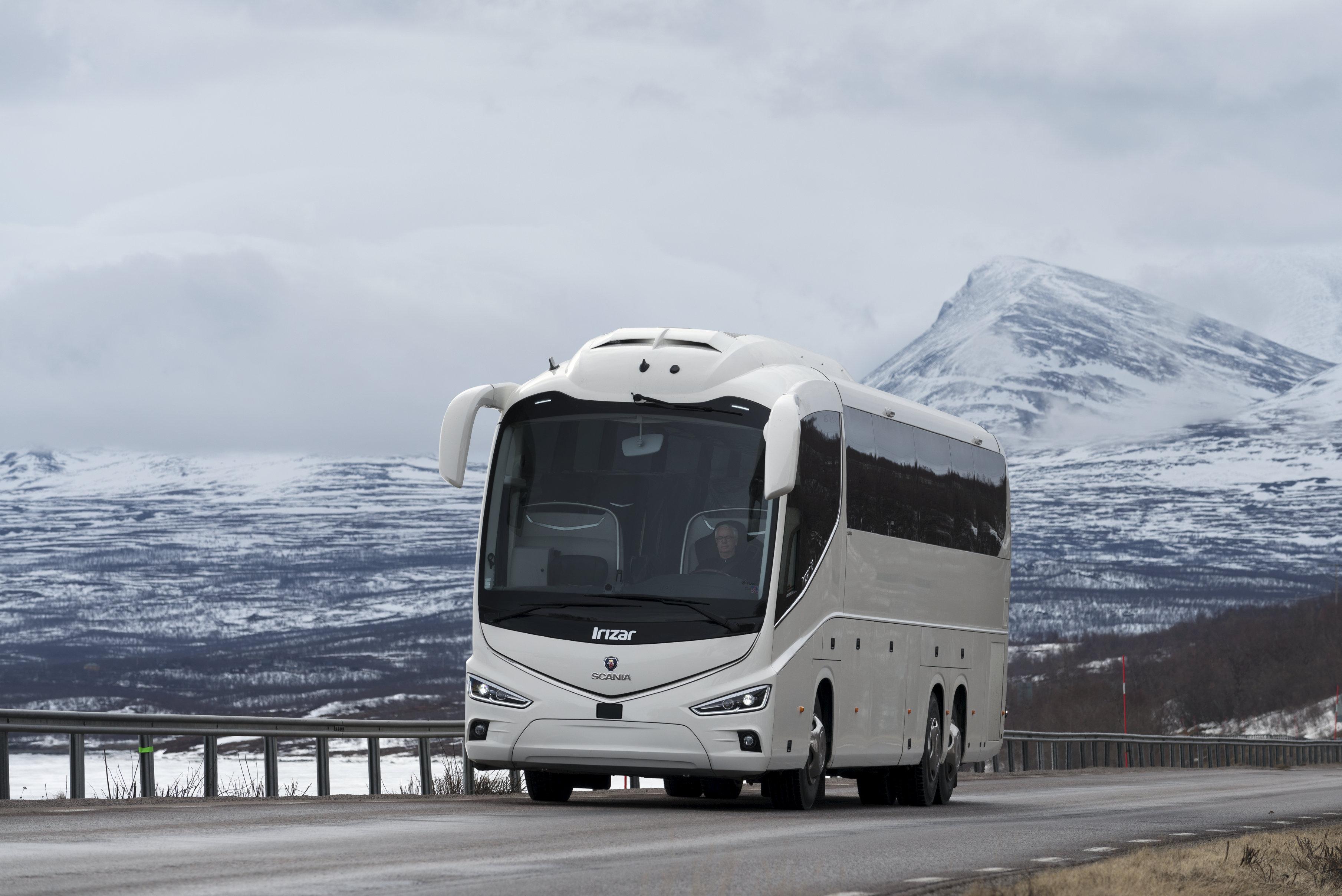 Scania Irizar i8-turistbuss