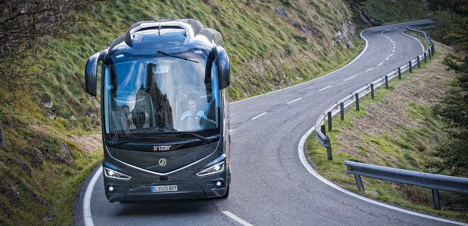 Scania bussar