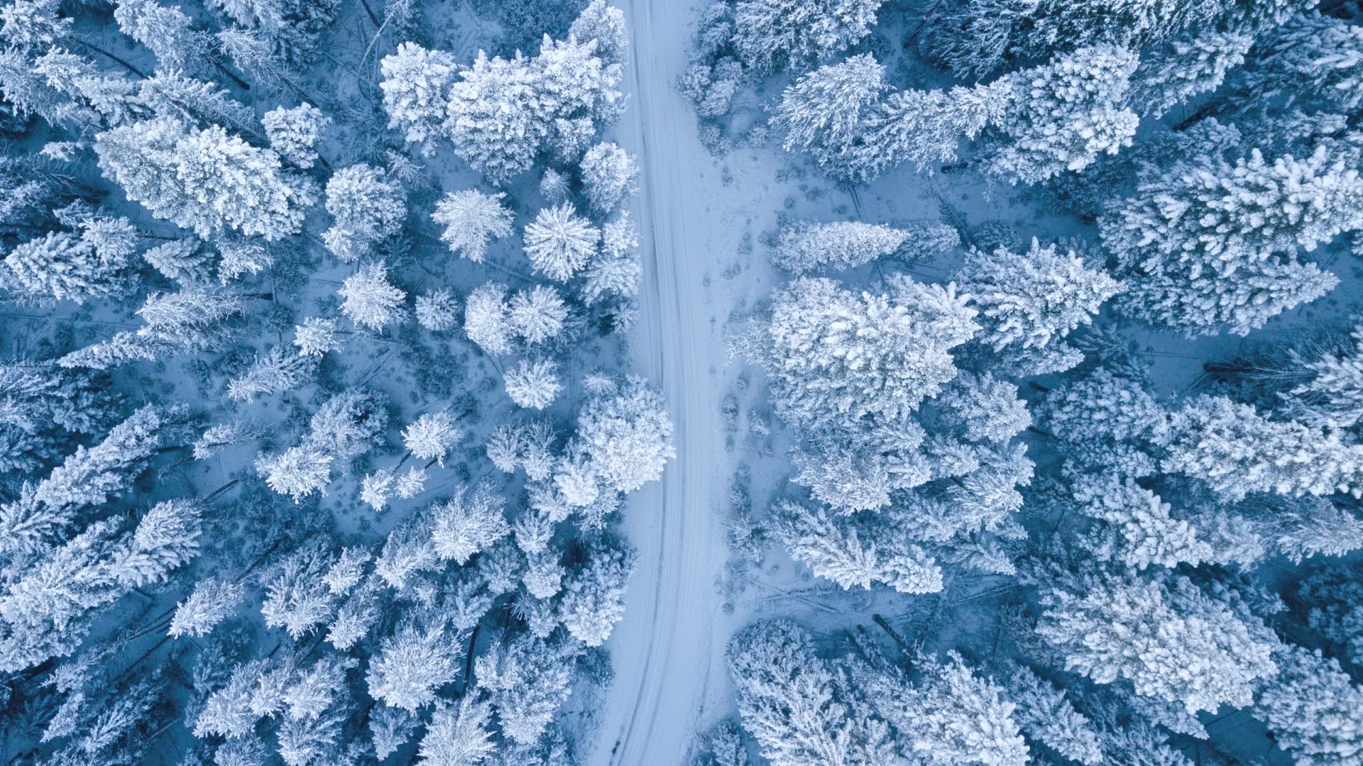 kall-snöig-väg