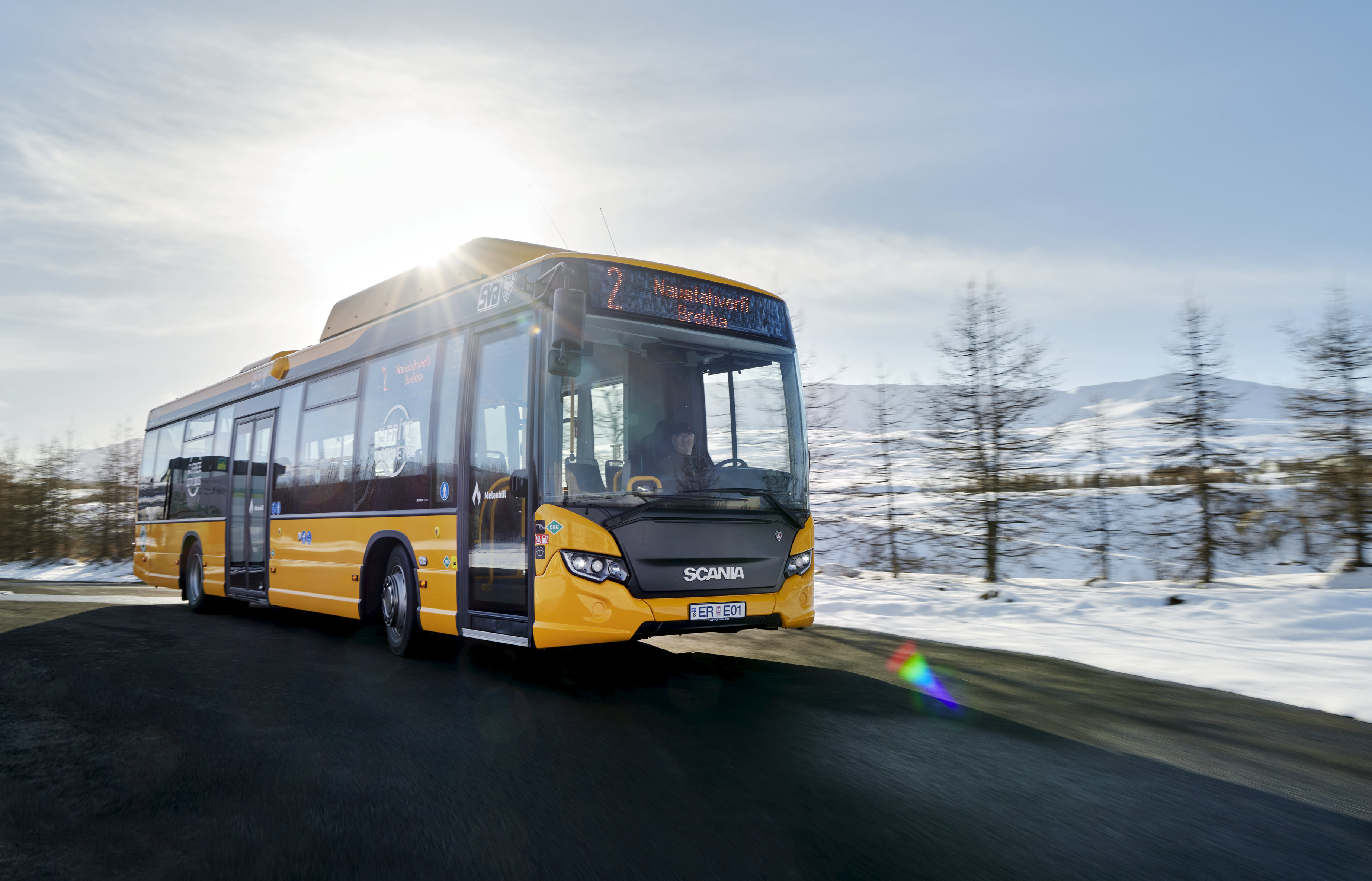 Scania Citywide- stadsbuss
