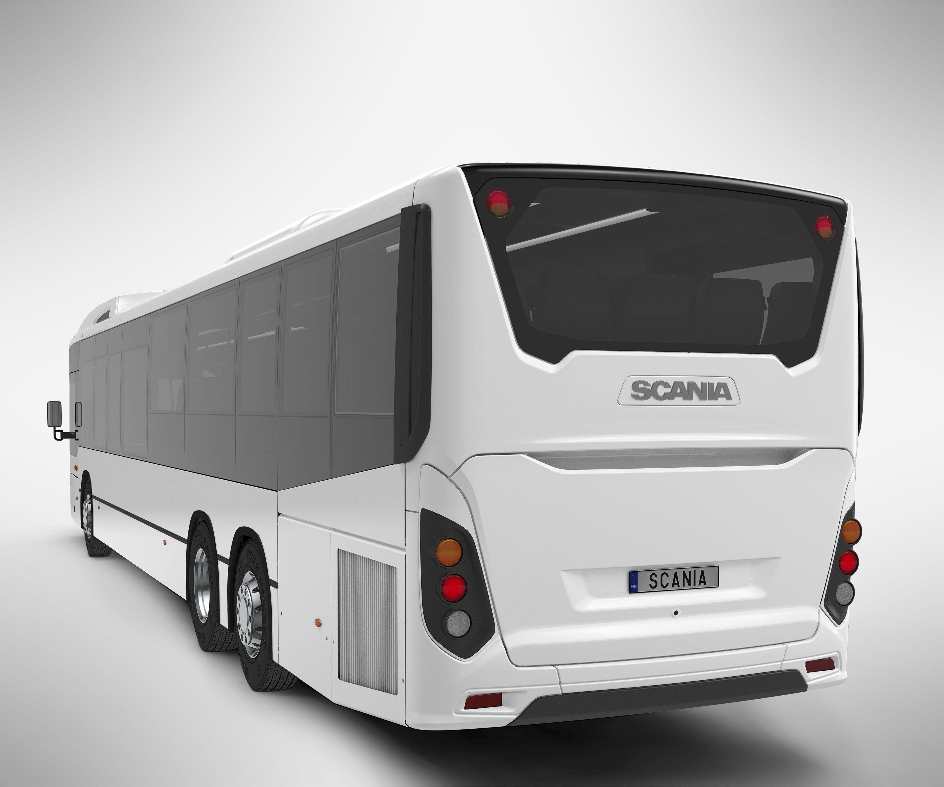 Scania Citywide Suburban-regionsbuss