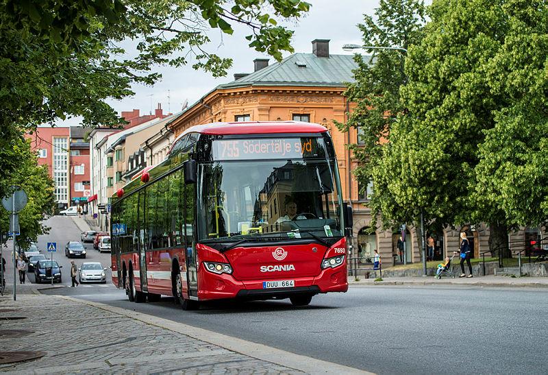 Scania citywide-suburban