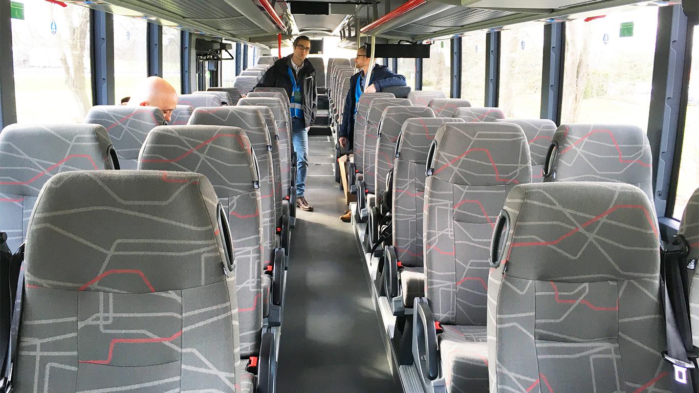 passagerarsäte buss