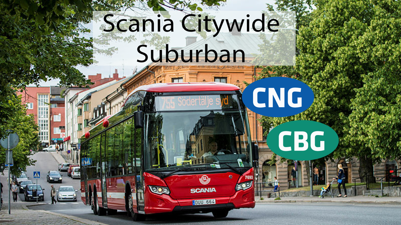 Scania Citywide Suburban