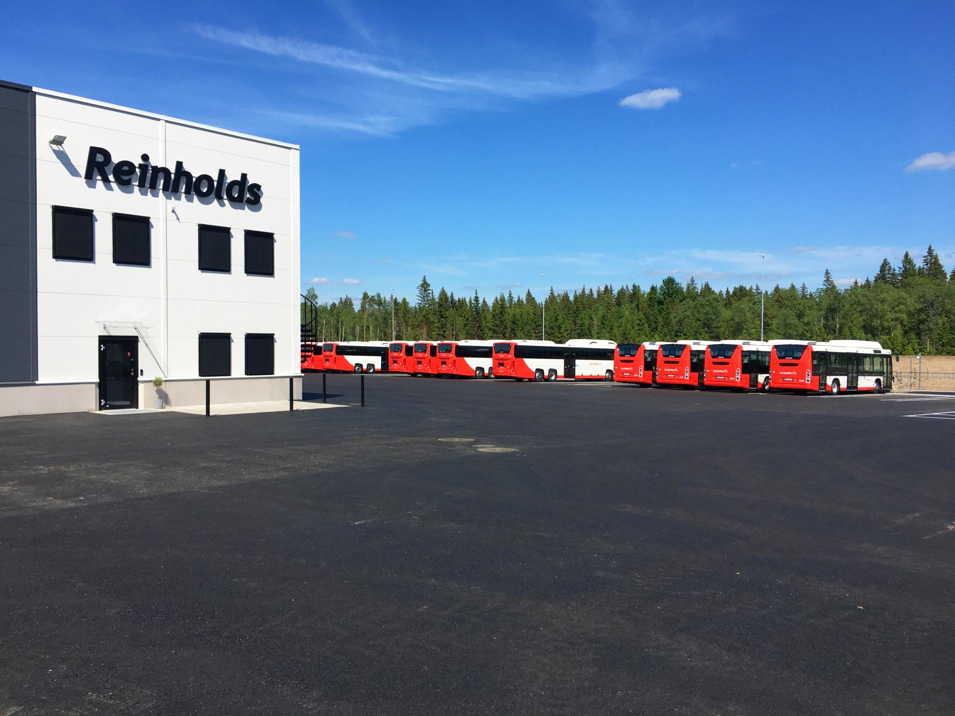 Scania utbildning